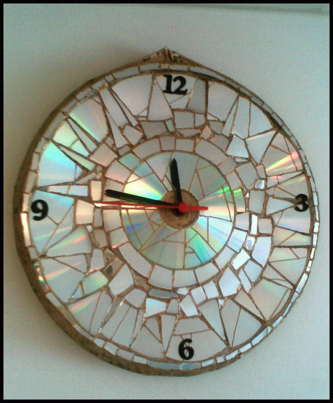 Часы своими руками : создаем из подручных материалов 80
